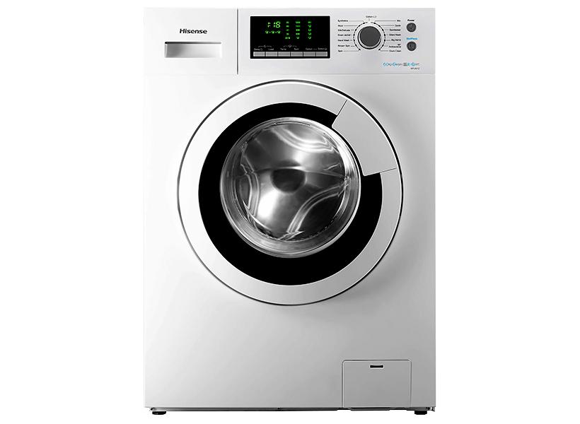 [V-Markt lokal Bayern] Hisense Waschmaschine WFU 6012WE Slim A++ - 199 €
