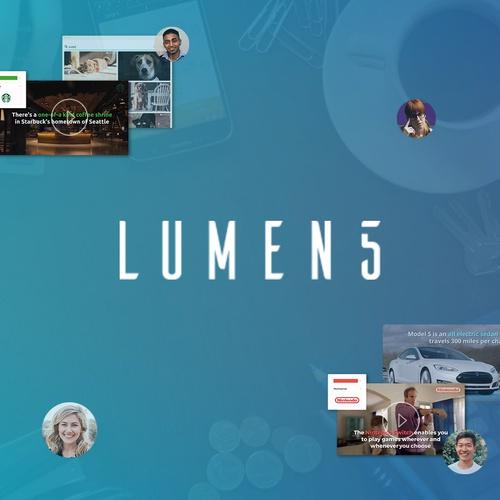 Lumen5 - A.I. powered video creation Plattform für die Social Media Helden unter euch
