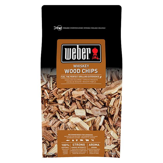 Weber Räucherchips Whiskey 700g [Bauhaus Online]