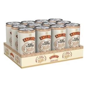 Baileys Iced Coffee Latte 12er Kaffee Mischget. 4% vol. inklusive 3€ Pfand