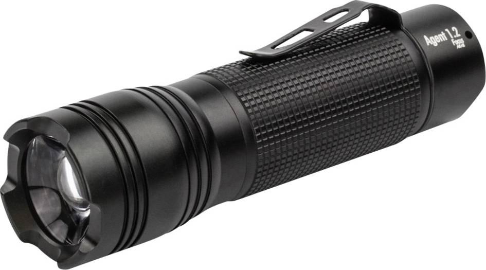 Ansmann Agent 1.2F 3 Watt CREE LED Taschenlampe 230 Lumen