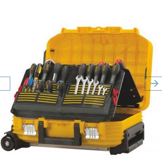 Screwfix (Filialen) Abverkauf Werkzeugkoffer Stanley Fatmax (unbestückt)