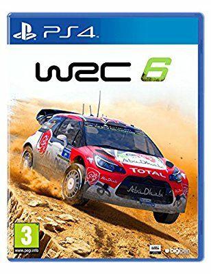 WRC 6(PS4)