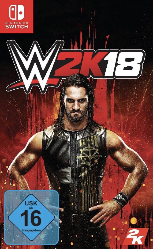 WWE 2K18 Day One Edition Nintendo Switch