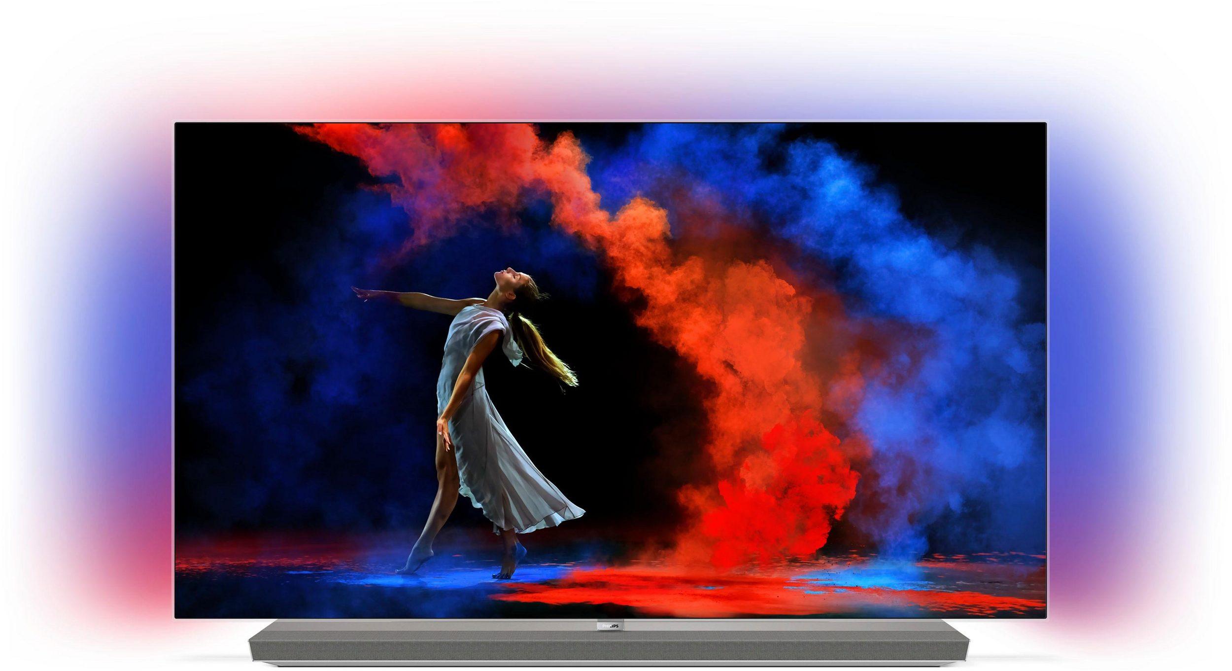 Verschiedene Philips OLED Fernseher im Otto angebot! z.B. Philips 55POS9002 OLED/4K/Ambilight TV für 1550,99€, 55POS901F für 1699€ und mehr