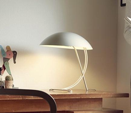 Philips LED-Schreibtischleuchte Beauvais in Silber