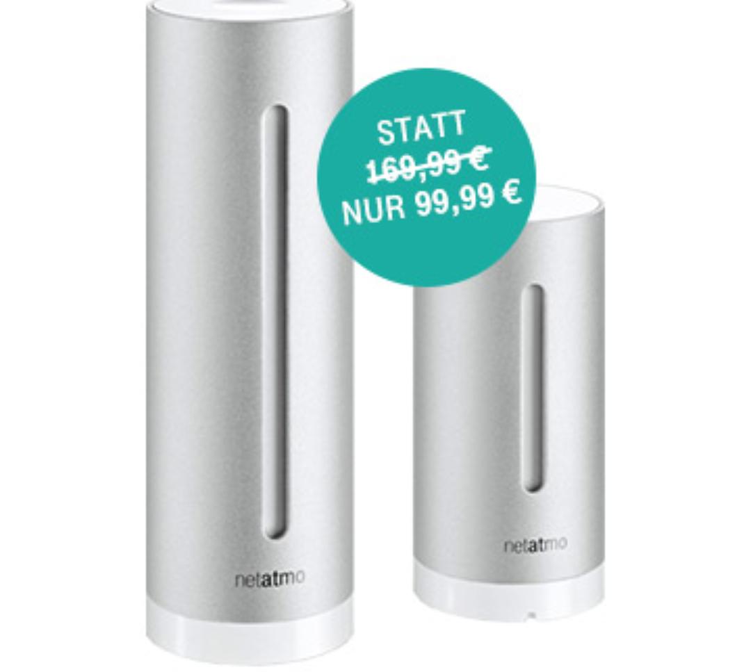 Netatmo Wetterstation - Nur bis zum 5.5. und nur im Telekom Store
