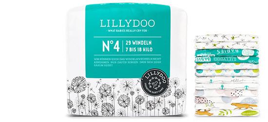 15€ Rabatt auf Lillydoo-Windelabo (max 3x, also 45€)
