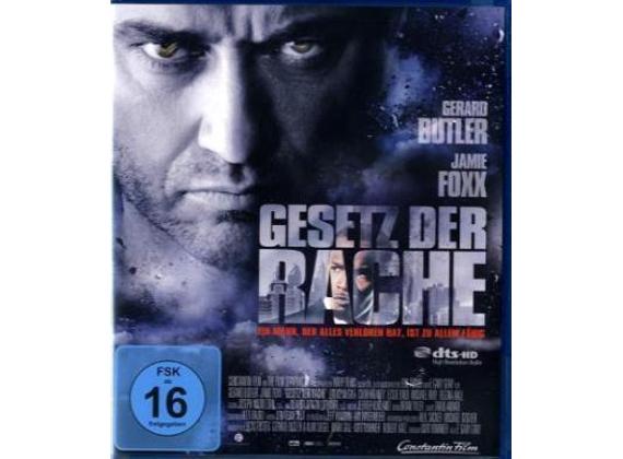 Gesetz der Rache [Blu-ray] für 4,49€ inkl. Versand [Dodax]