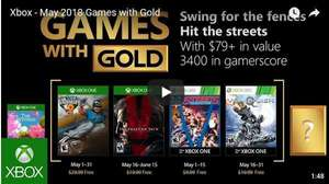 [XBOX Games with Gold Mai 2018] Metal Gear Solid V, Vanquish, Streets of Rage Collection, Super Mega Baseball 2 (am Tag des Releases)