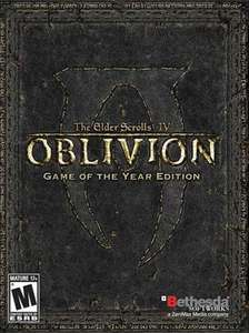 [PC] The Elder Scrolls 4 Oblivion GOTY - Steam Key