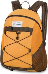 Terrific: Dakine Wonder 15L - Freizeitrucksack in Senfgelb