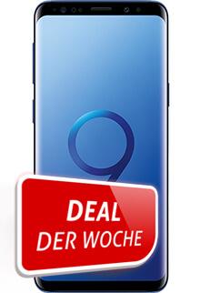 [Preis24] Samsung S9 Plus und o2 Free M | 39.99 mtl. und 79€ Zuzahlung