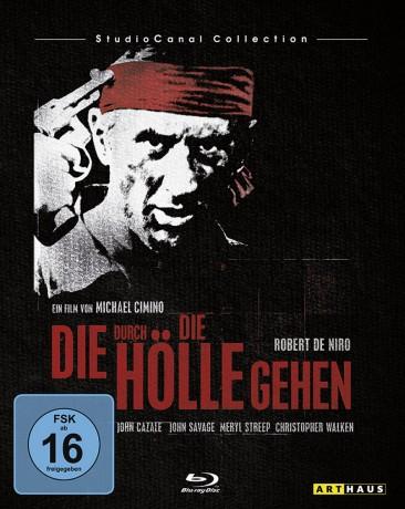 Die durch die Hölle gehen StudioCanal Collection Digibook (Blu-ray) für 7,98€ (Media-Dealer & eBay)