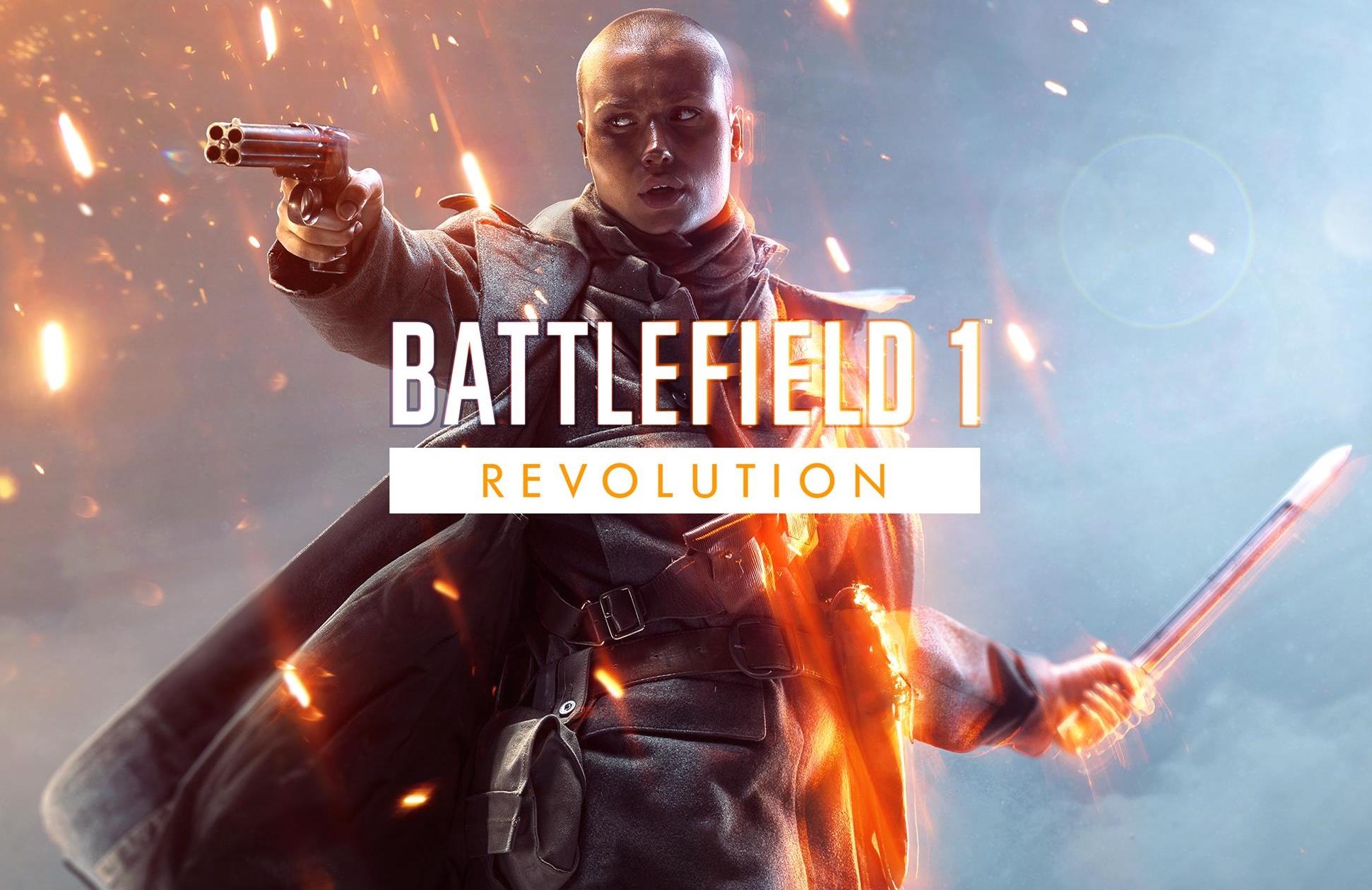 !Bei Origin direkt [Battlefield 1 Revolution Edition]!