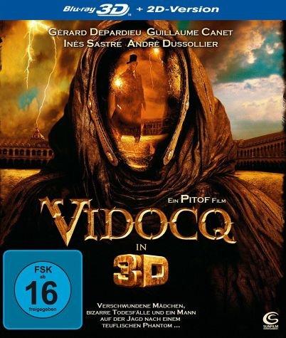 Vidocq  (3D Blu-ray + 2D) für 4,99€ versandkostenfrei (Saturn & Amazon Prme)