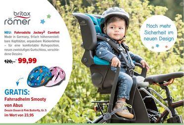 [Offline] Baby1One Britax Römer Jokey² Comfort inkl. Helm
