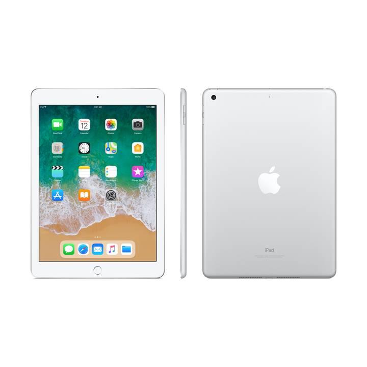 """[Schweiz Microspot] NEUER BESTPREIS (240,99 €) Apple iPad (März 2018) WIFI, 9,7"""", 32 GB – spacegrey und silver"""