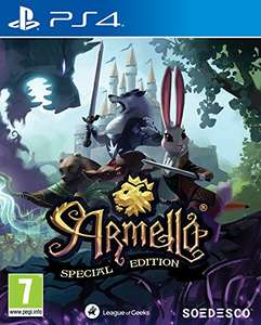 Armello Special Edition (PS4) für 13,64€ (Amazon.es)