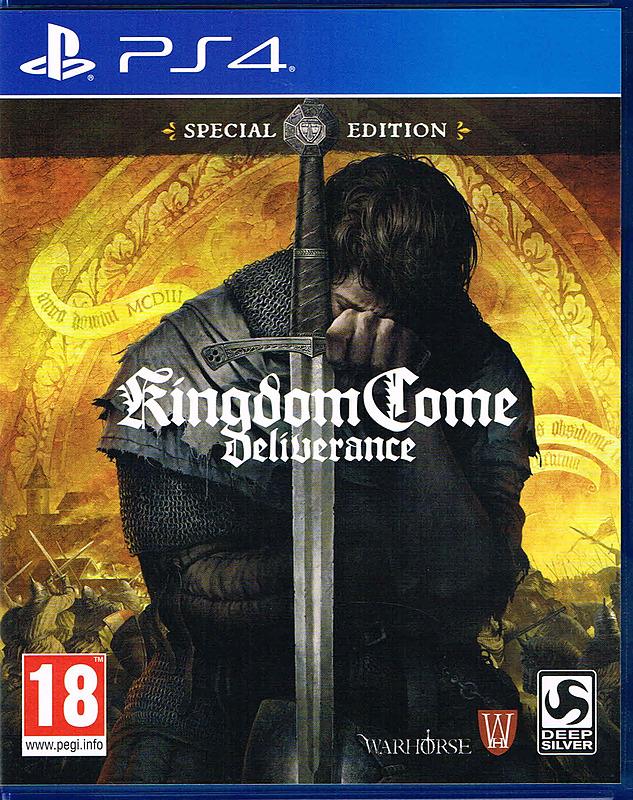 Kingdom Come: Deliverance Special Edition (PS4 & Xbox One) für je 39,99€ (Gameware)