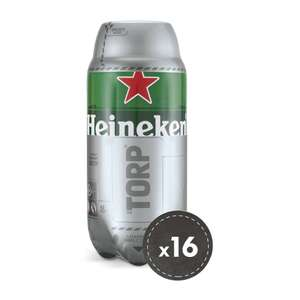 16x Heineken Stock Up Bundle