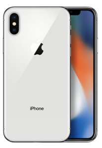 [ebay] Apple Iphone X - 64GB - Silber (Ohne Simlock) NEU OVP für 869,25€ - mit Payback ggf. für 826€ bzw. 783€ möglich!