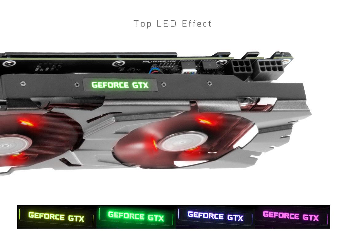 KFA2 GeForce GTX 1080 EX OC Edition 8GB