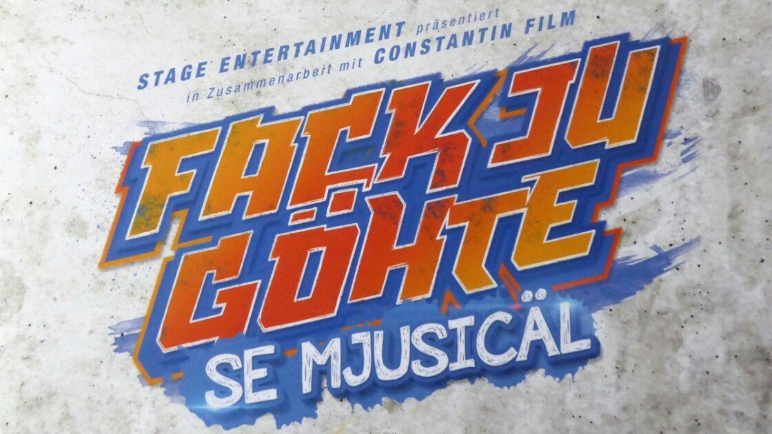 München : 2 Tickets Musical Fack ju Göhte  ab 89 €