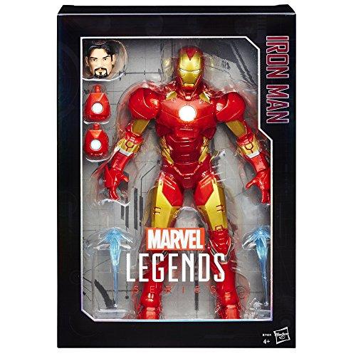 ( Amazon Prime ) Hasbro Avengers B7434EU4 - Legends Iron Man 30cm Figur