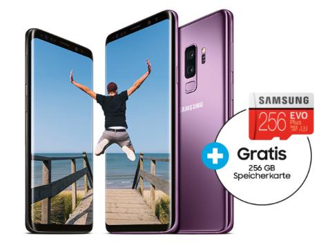 Samsung s9 sd karte formatieren