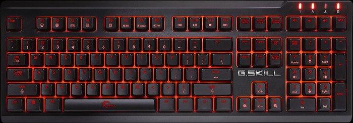 G.Skill RipJaws KM570 mechanische Tastatur mit Cherry MX-Speed-Silver Switches (beleuchtet) für 49,90€ [CSV]