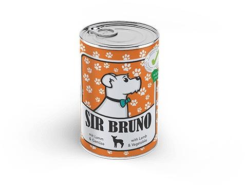 20% Rabatt im Hundefutter-Onlineshop Sir Bruno
