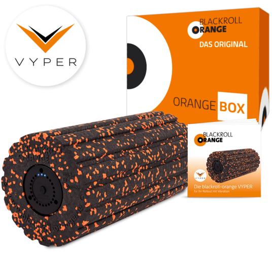 Blackroll-Orange Vyper + Blackroll-Orange Mini