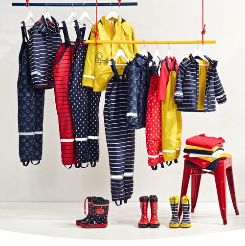 20% Rabatt auf Outdoorjacken und Regenbekleidung online & offline beim Super-Mittwoch von Ernstings family