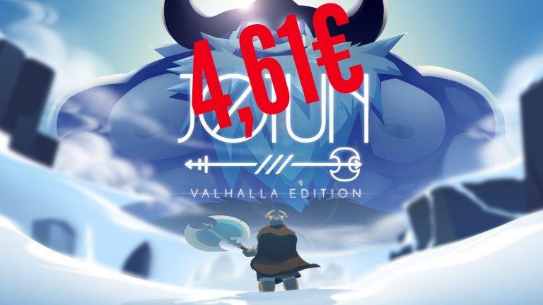 Jotun - Valhalla Edition Nintendo Switch für 4,61 im russischen EShop [Pre Download]