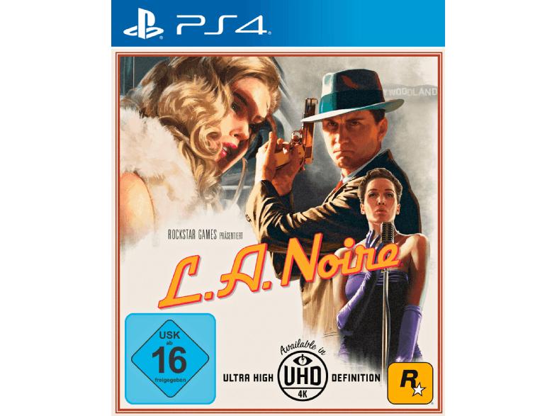 L.A. Noire - [PlayStation 4 und Xbox One] für je 16,-€ [Mediamarkt]