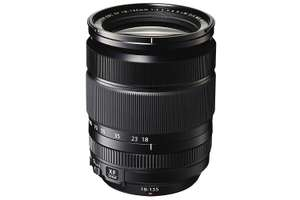 Fujifilm XF18-135mm F3.5-5.6 R LM OIS WR - Objektiv [amazon.it]