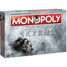 [alternate] Winning Moves Monopoly Skyrim, Brettspiel