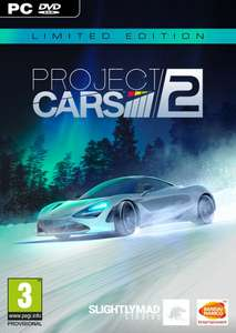 Project Cars 2 Limited Edition (PC Retail) für 28,33€ (Amazon IT)