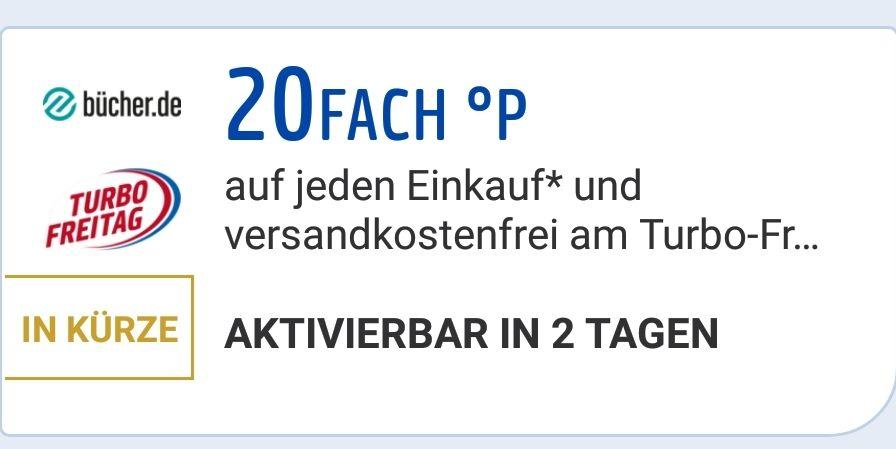 *Nur heute*20 Fach Payback Punkte + Vsk frei bei Bücher.de inkl.Cashback-> Nintendo Switch für 260,38€ möglich [Payback App]