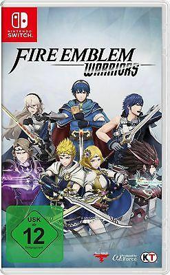 Fire Emblem Warriors(Switch)