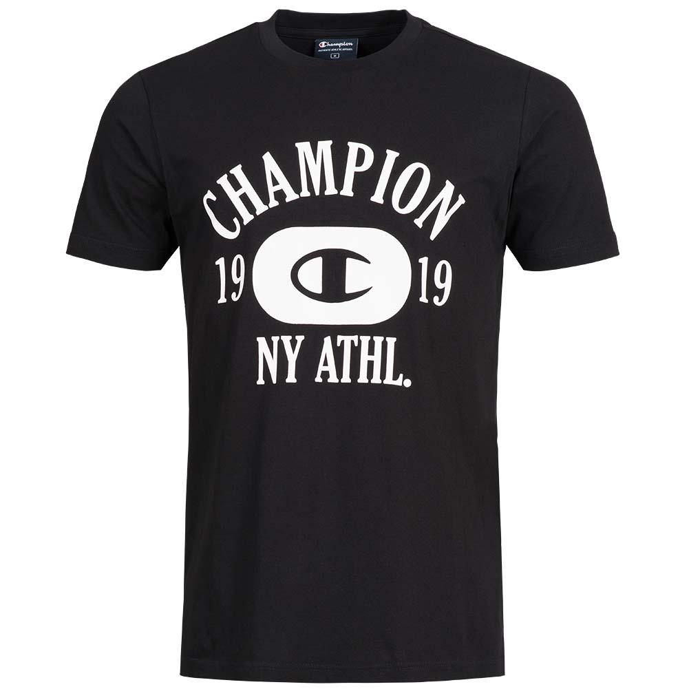 Champion T-Shirts mit verschiedenen Motiven aus 100% Baumwolle für jew. 7,77€
