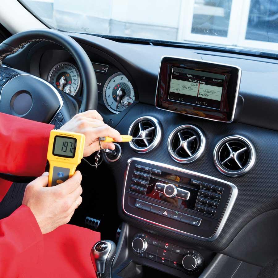 ATU Klimaanlagen-Wartung für alle PKW mit R 134a-Anlagen