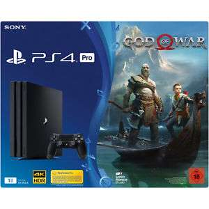 PlayStation 4 Pro + God of War für 354,19€ (eBay.it)