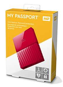 [WD-Store] WD MY PASSPORT (RECERTIFIED) 1TB 34.99€ / 2TB 64.99€