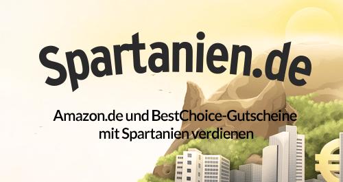 Lottostar24 / 1 Lottofeld 6 aus 49 für 1€ spielen und erhalte von Spartanien 10 EUR Amazon.de Gutschein