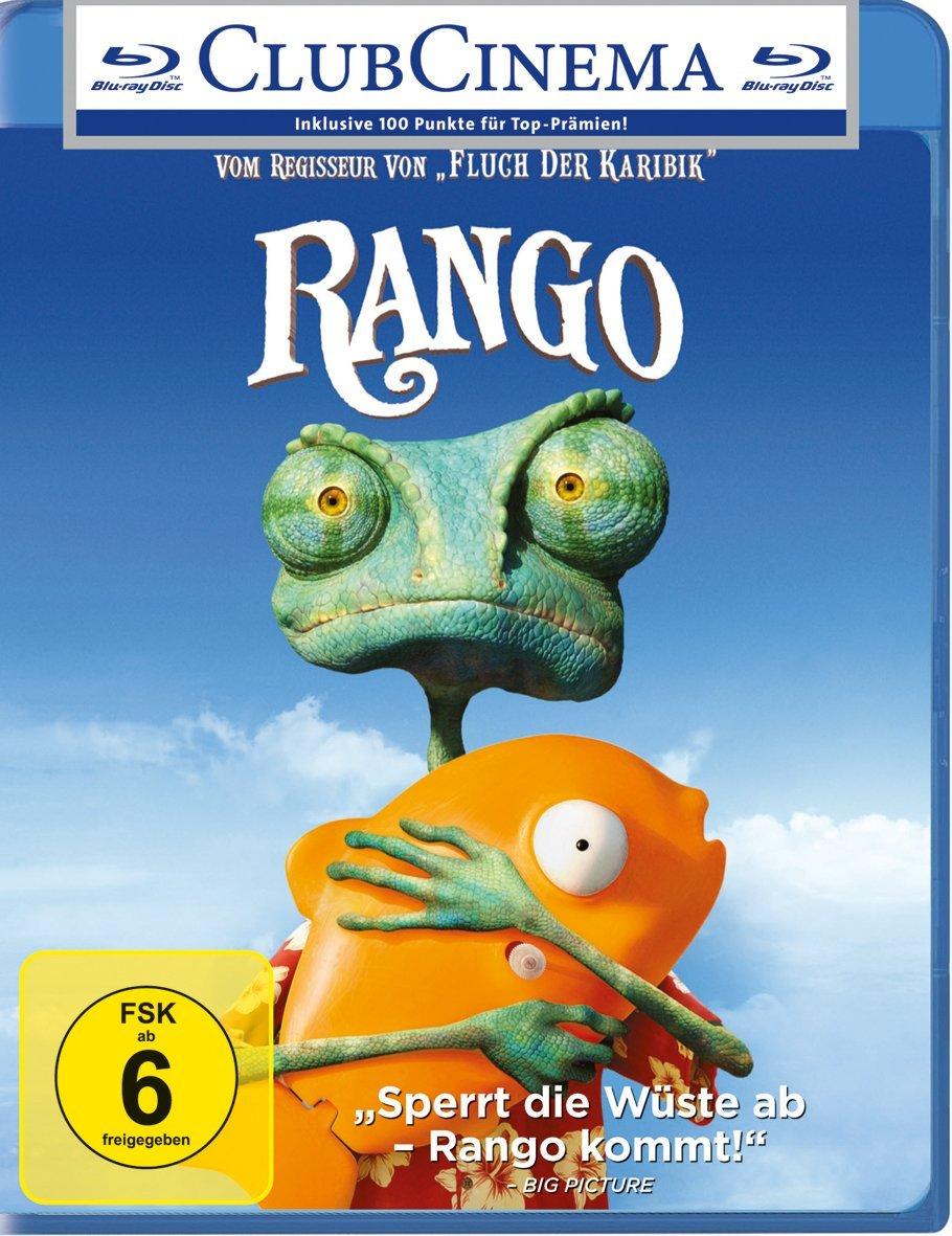 Rango (Blu-ray) für 4,05€ (Dodax)