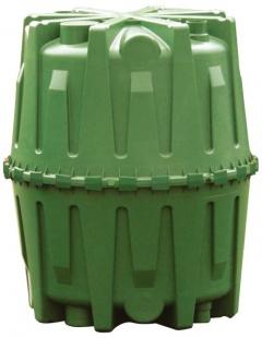 [myToolStore] HERKULES Regenwassertank 1600 l Graf Garantia