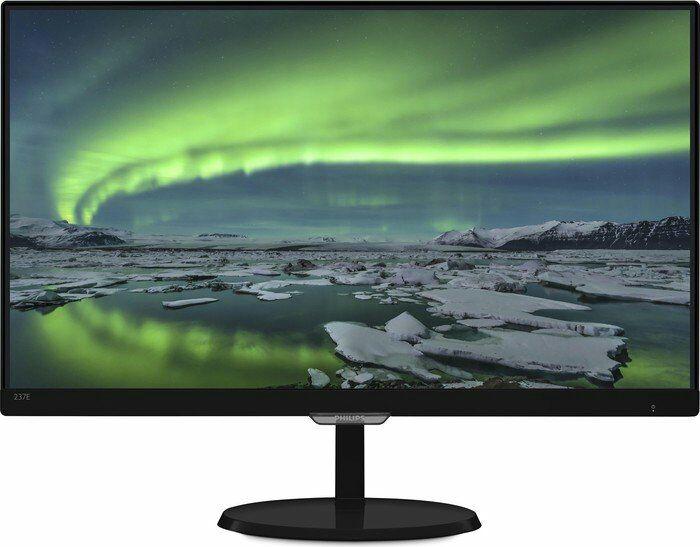"""[Schweiz-Digitec] Monitor 23"""" Philips E-line 237E7QDSB - Full HD IPS, sRGB, Sync-on-Green"""