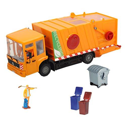 Amazon Dickie-Spielzeug 203748004 - Econic City Service, MiniaturFahrzeug 8,69 Euro